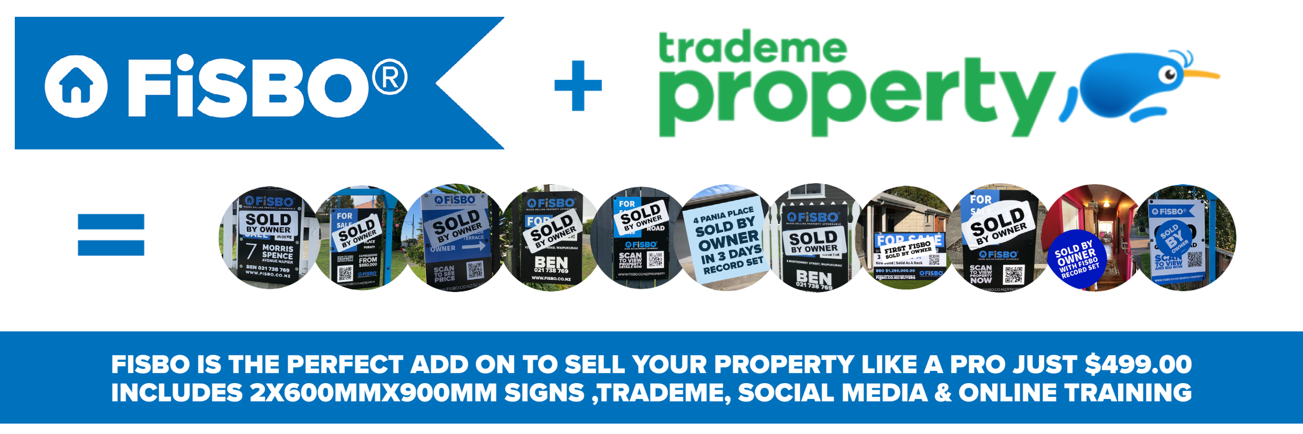 Fisbo and trademe banner