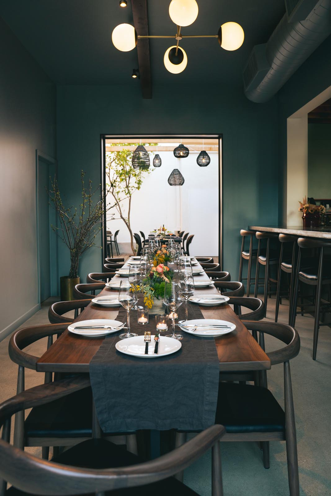 Banquet Afternoon