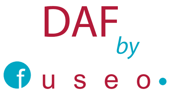 Logo DAF by Fuseo
