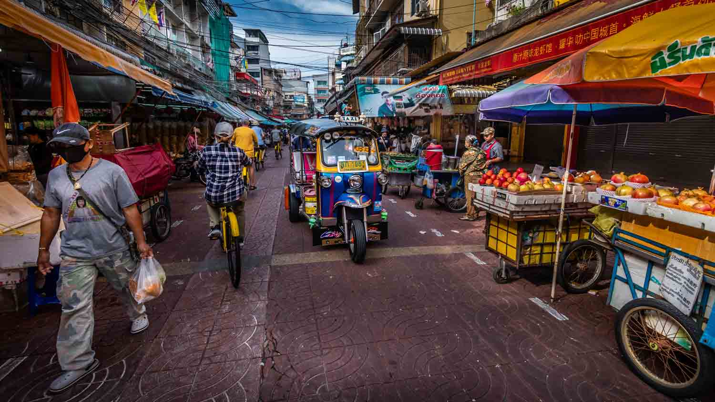 bangkok to do chinatown
