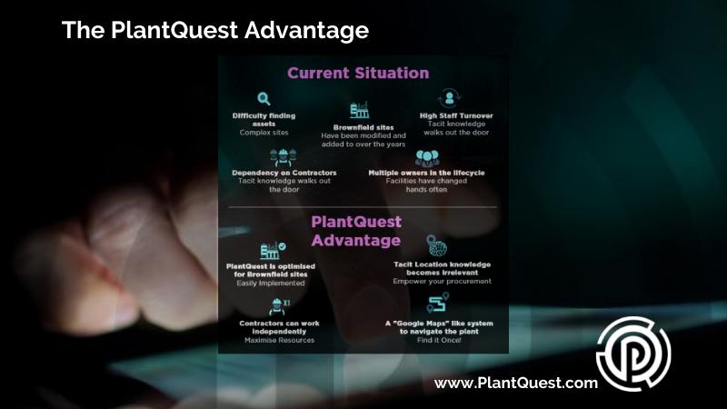 Find Assets Faster.  Asset Location.  Asset Navigation Tool.  Equipment Location.