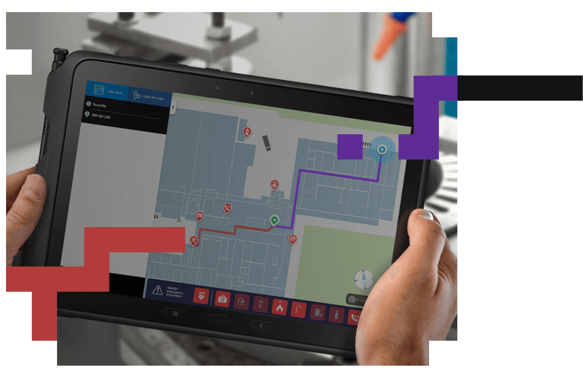 PlantQuest comes ready to use on the latest hardware. From standard to ruggedised,and through to ATEX-rated devices – we have you covered! Site Navigation Tool