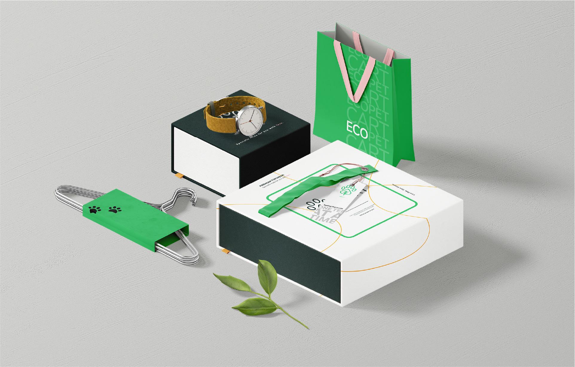 pet brand packaging