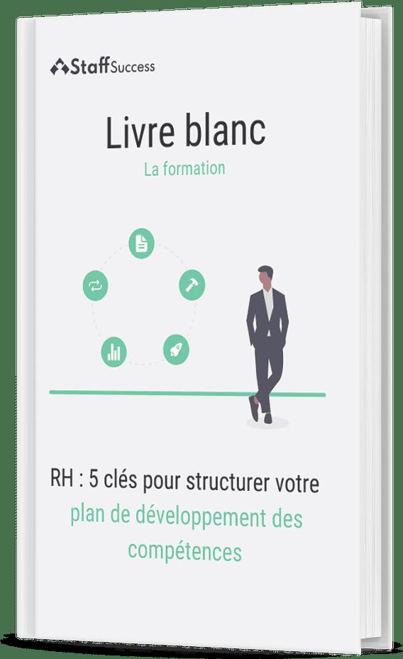 Livre blanc - 5 clés pour structurer votre plan de développement des compétences