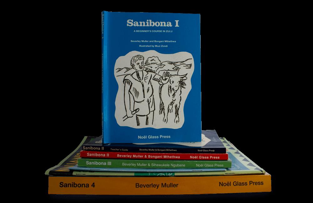 stack of Zulu books