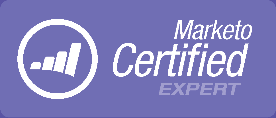 Marketo Certified logo
