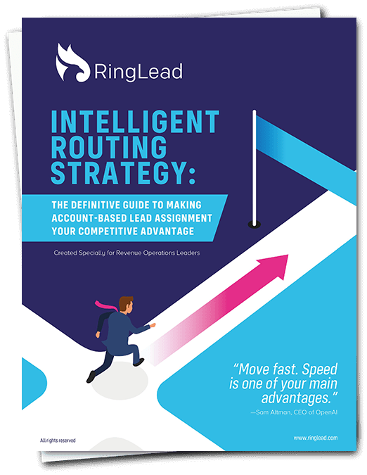 Cover of Intelligent Routing Strategy Guidebook