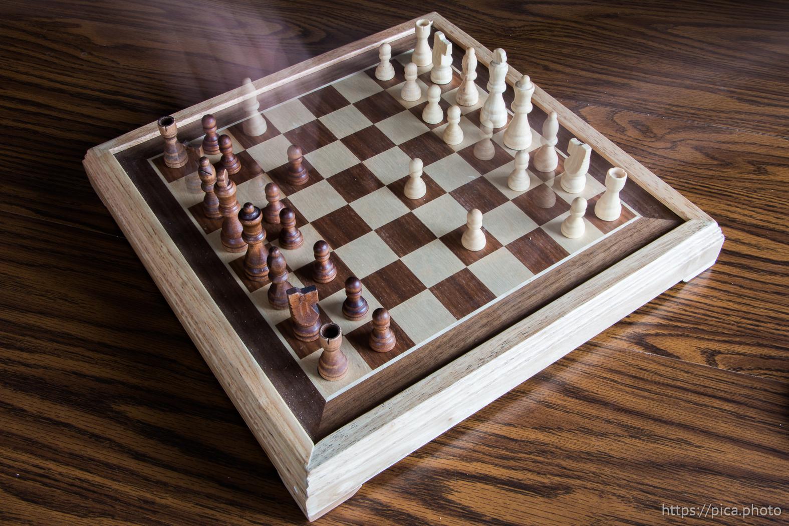Chess board