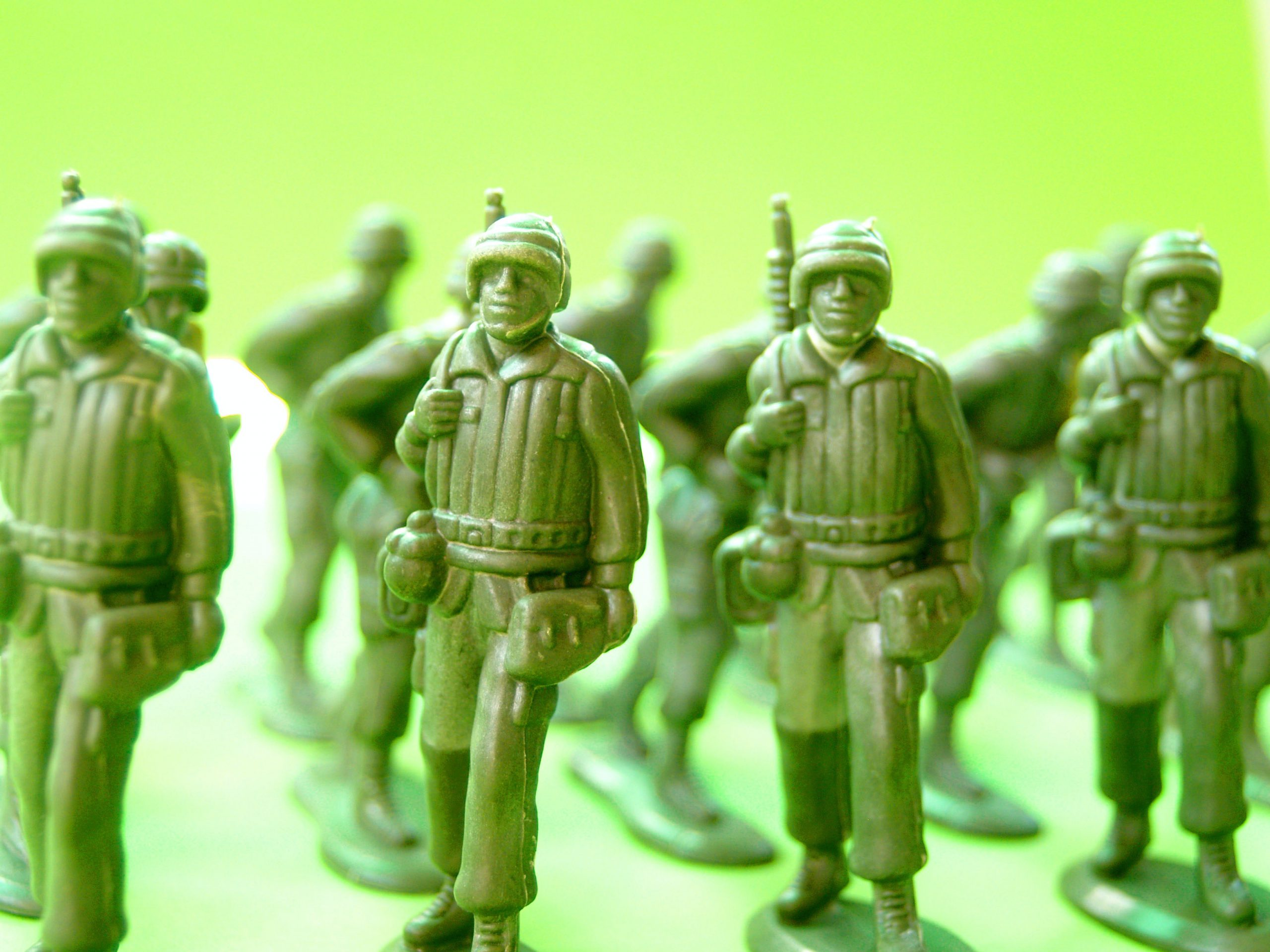 Scalability and Wartime Leadership - for Startups