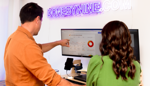 Digital Marketing in New Zealand with Done By Nine