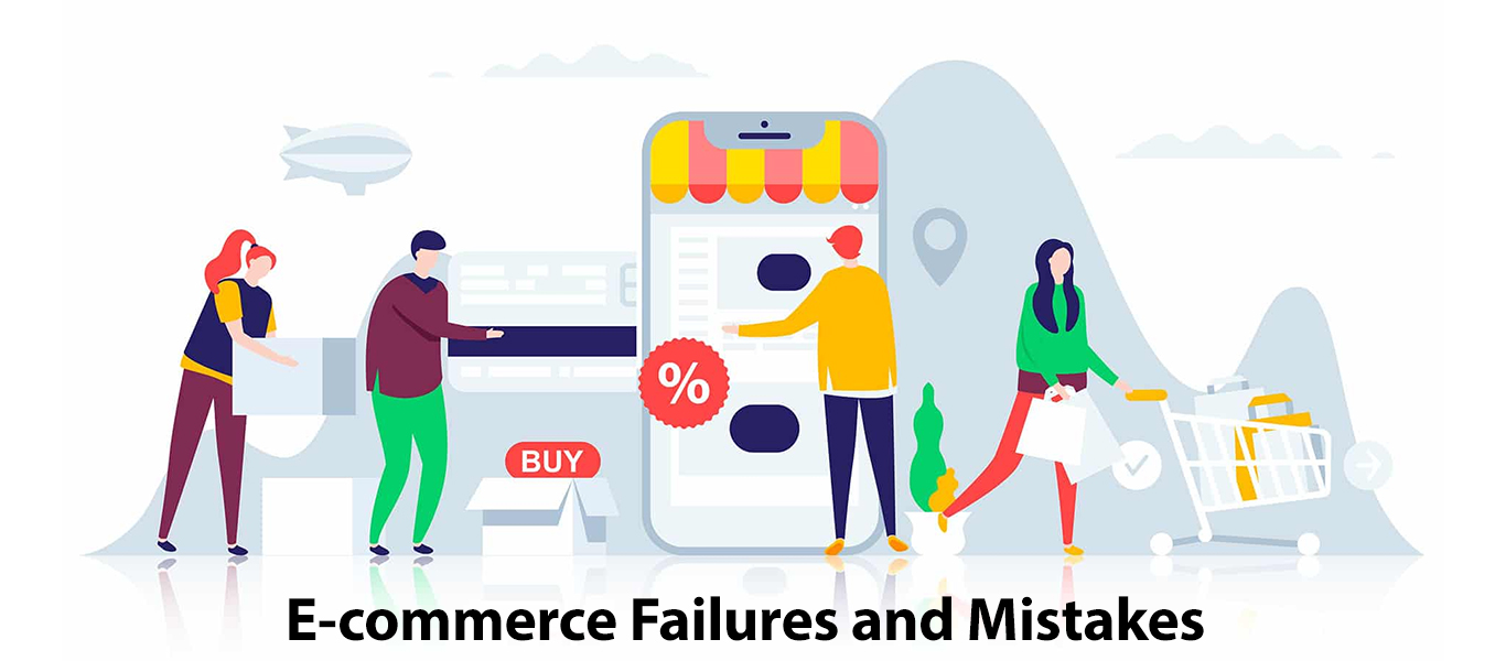 Top Mistakes E-commerce Sellers Are Making In 2021