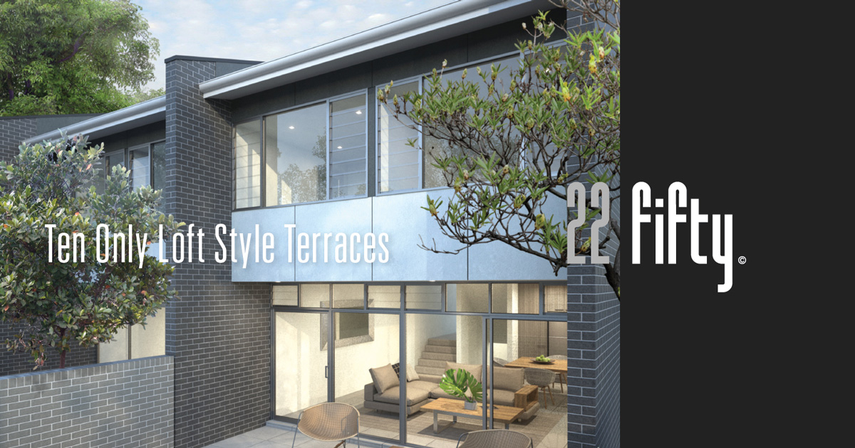 10 townhouses designed to be different! Being located just beyond the CBD of Gosford buyers have everything at their door.