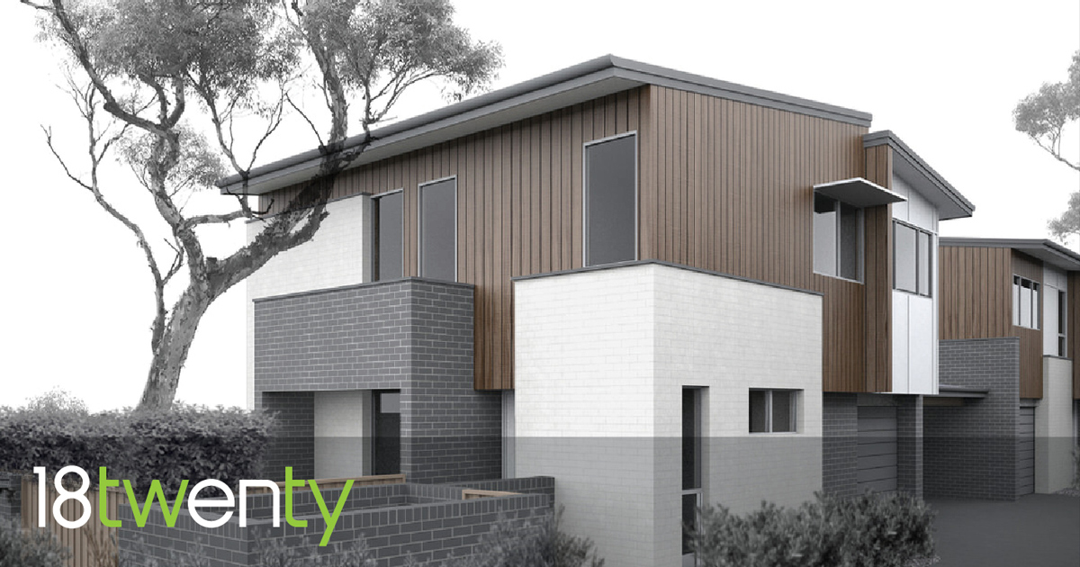 Designed by our own designer to be funky and functional. Eight contemporary townhouses close to simply - everything!