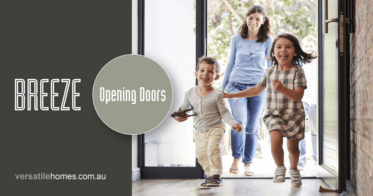 A collection of six double storey dwellings creating new opportunities, your chance to open doors!