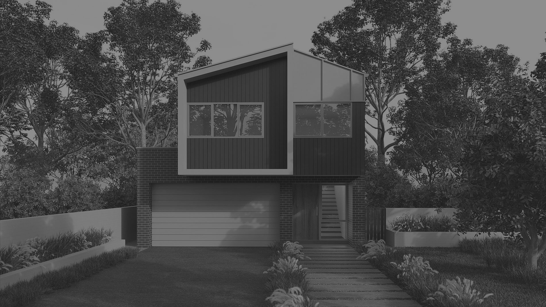 Versatile Homes have more façade styles and plans coming to the Slender Collection