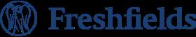 The Freshfields logo.