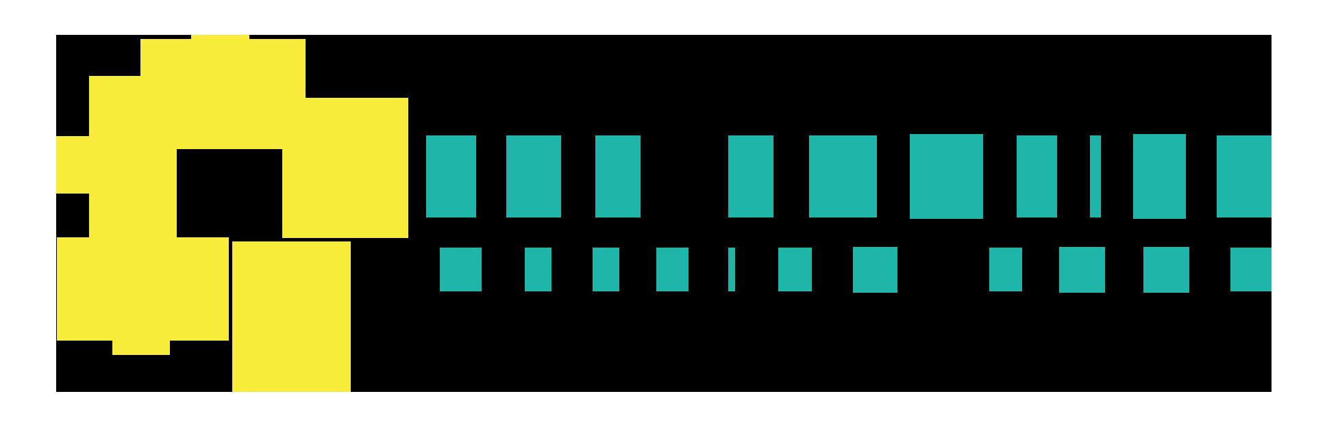 The English Meeting Room's logo. The full, horizontal version.