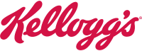 The Kellogg's logo in red