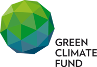 The Green Climate Fund logo