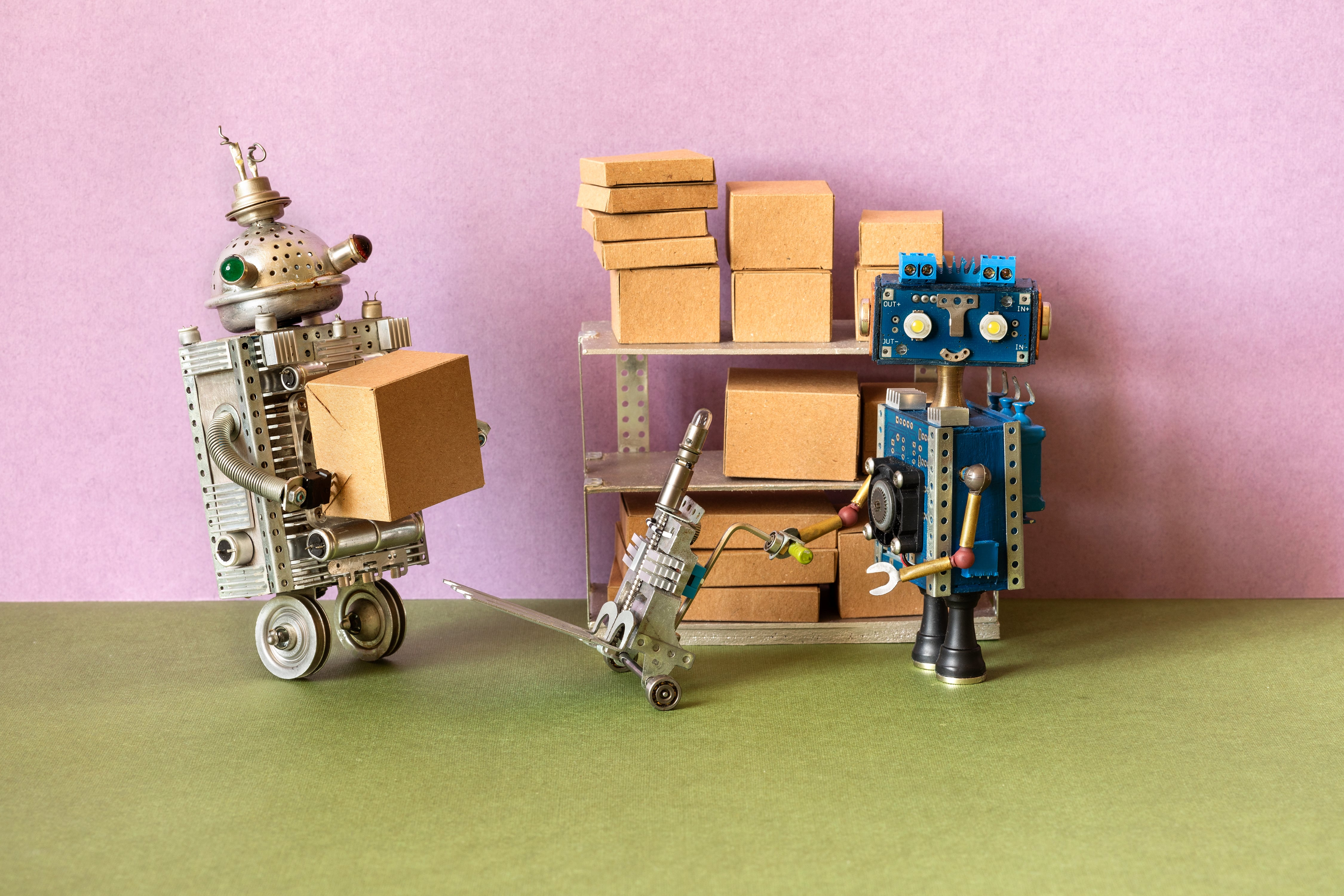 Automação de Processos para empresas