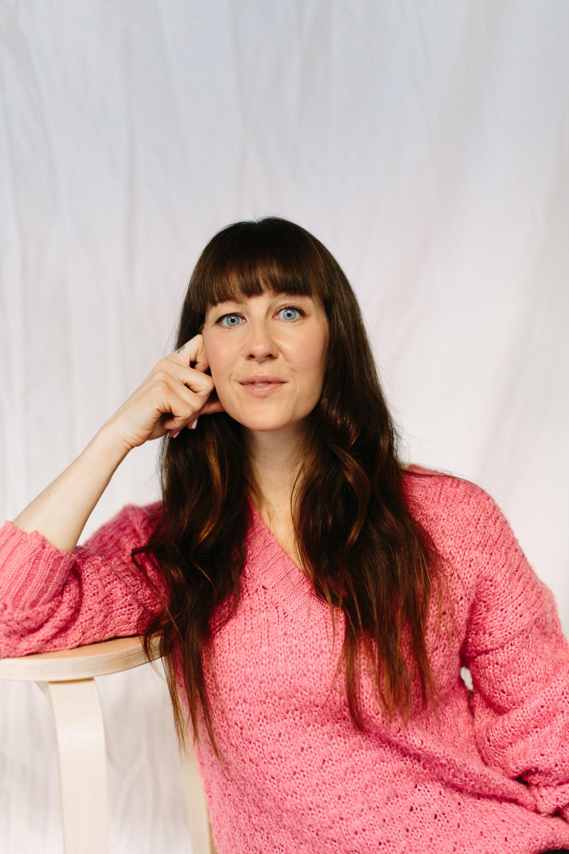 Gabriella Evans Portrait Photo