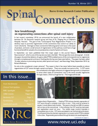 RIRC Winter 2011, Publication 18