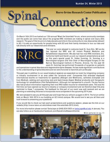 RIRC Winter 2013, Publication 24