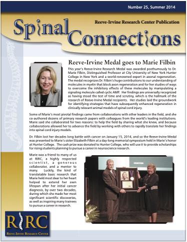 RIRC Summer 2014, Publication 25