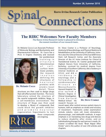 RIRC Summer 2016, Publication 28