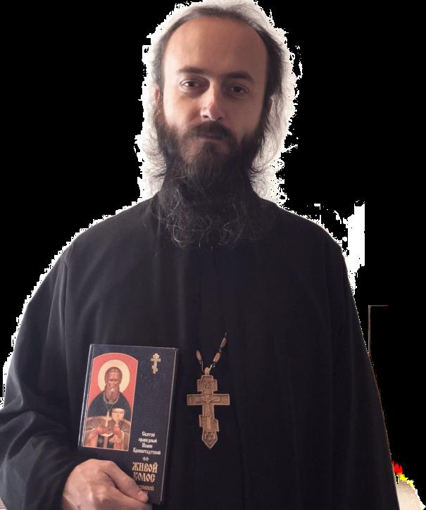 Štefan Pružinský, děkan Pravoslavné Bohoslovecké fakulty v Prešove