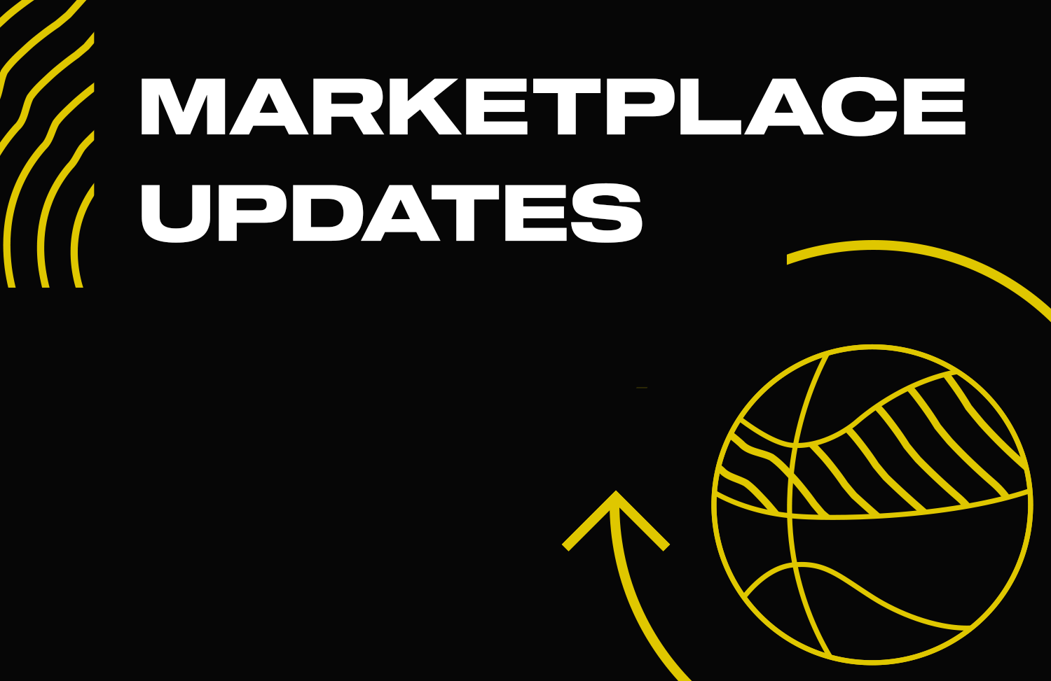 We're re-opening the Marketplace. Here's everything you need to know.