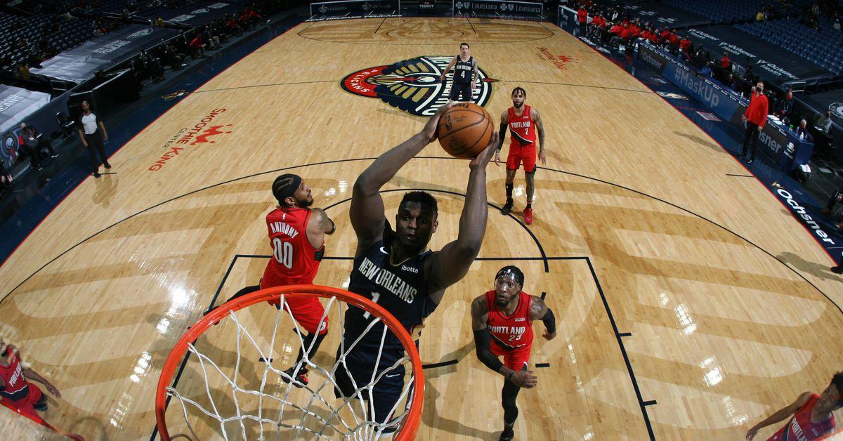 Matt LaMarca breaks down the Rising Stars 2 Challenge on NBA Top Shot, which features a Zion Williamson dunk as the reward.