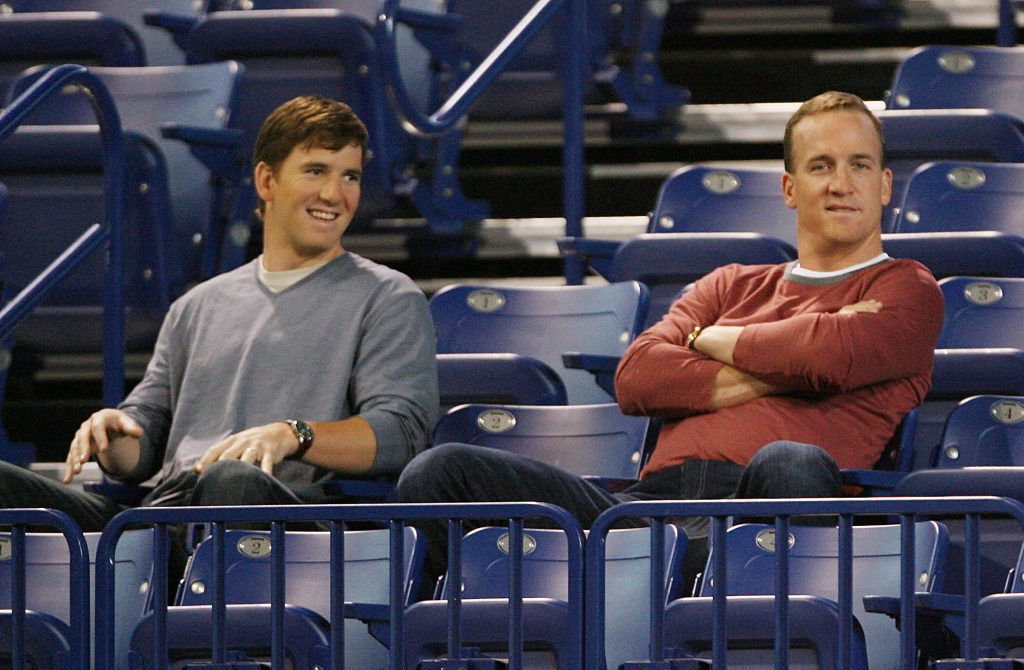 NFT artwork is now the name of the game around the sports world. It now appears that retired NFL stars Eli Manning and Peyton Manning are involved.