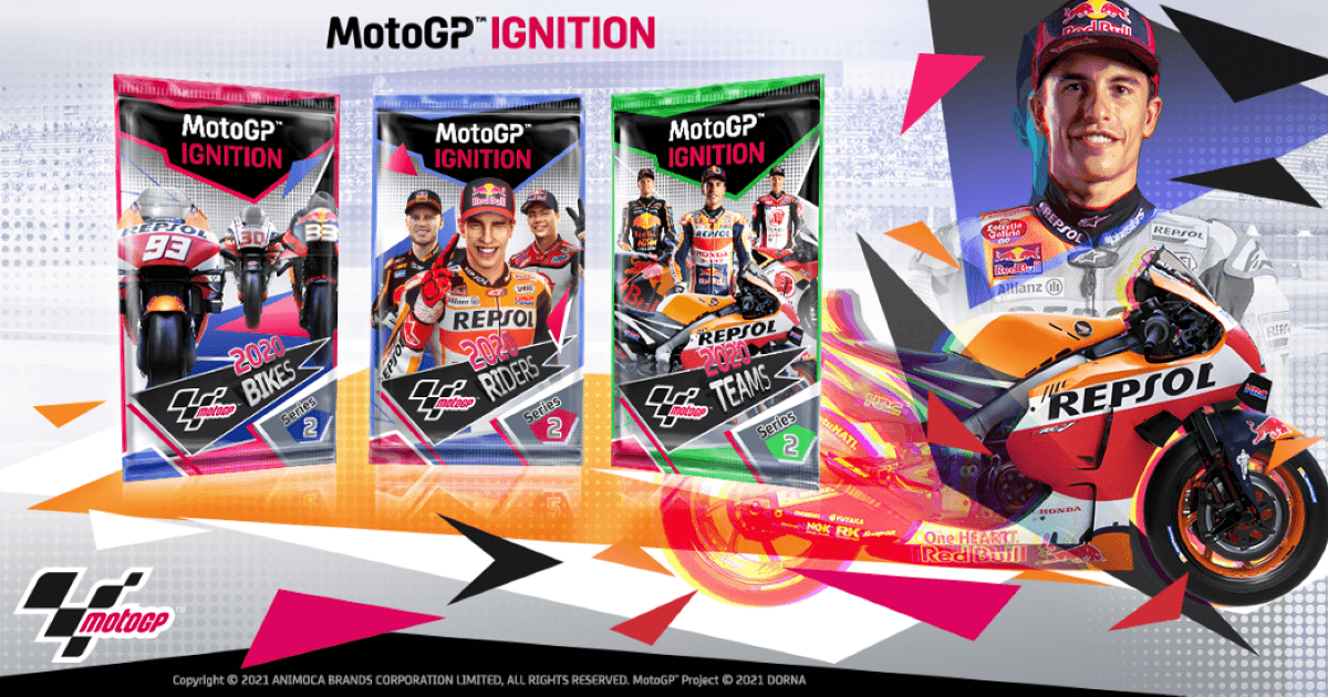 MotoGP blockchain game has NFT sale The wave of NFTs also extends to the motorsport industry. MotoGP Ignition by game developer Animoca Brands is a…
