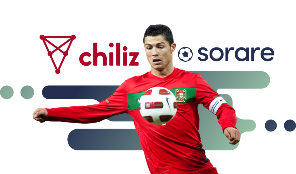 From fan tokens to digital trading cards, Juventus and Portugal icon Cristiano Ronaldo is the face of crypto technology in world football.