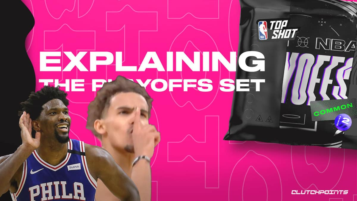 You asked, they answered. NBA Top Shot has now just unveiled the roadmap for the entire 2021 Playoffs Set and we're here for it.