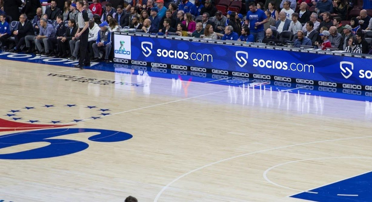 Soccer fans' favorite fan token provider now has its first-ever sponsorship deal with an NBA team. After making major inroads with some of the biggest names in European soccer, global blockchain provider Socios has landed their first-ever NBA partnership with the Philadelphia 76ers.