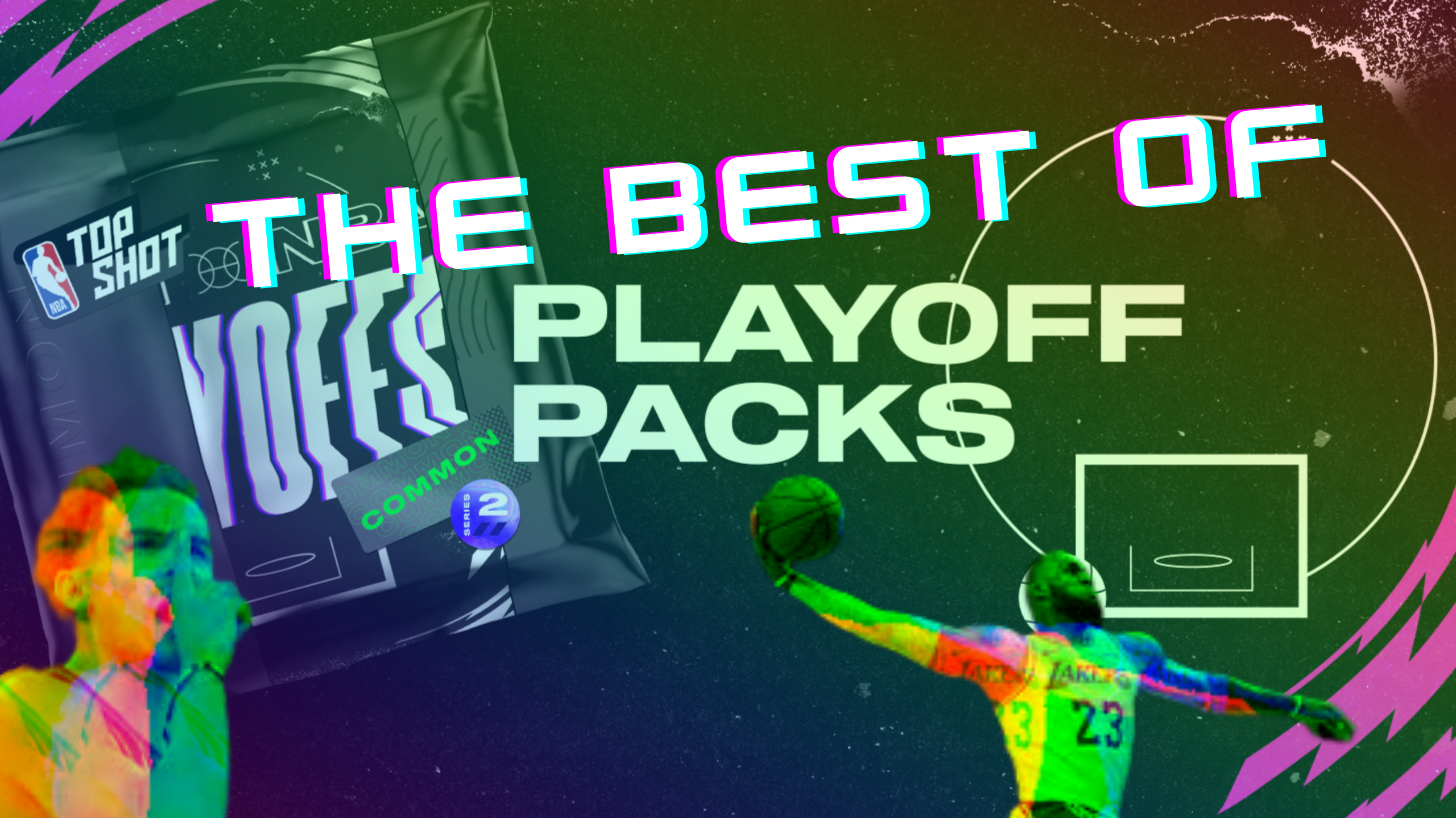 We take a look at the best Playoff Moments we have on the platform so far.