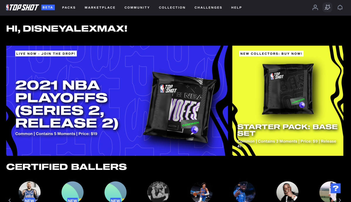 Hello! NBA Top Shot recently had its 1 year anniversary, first-ever packs were released last June, look at us now, who would've thought…