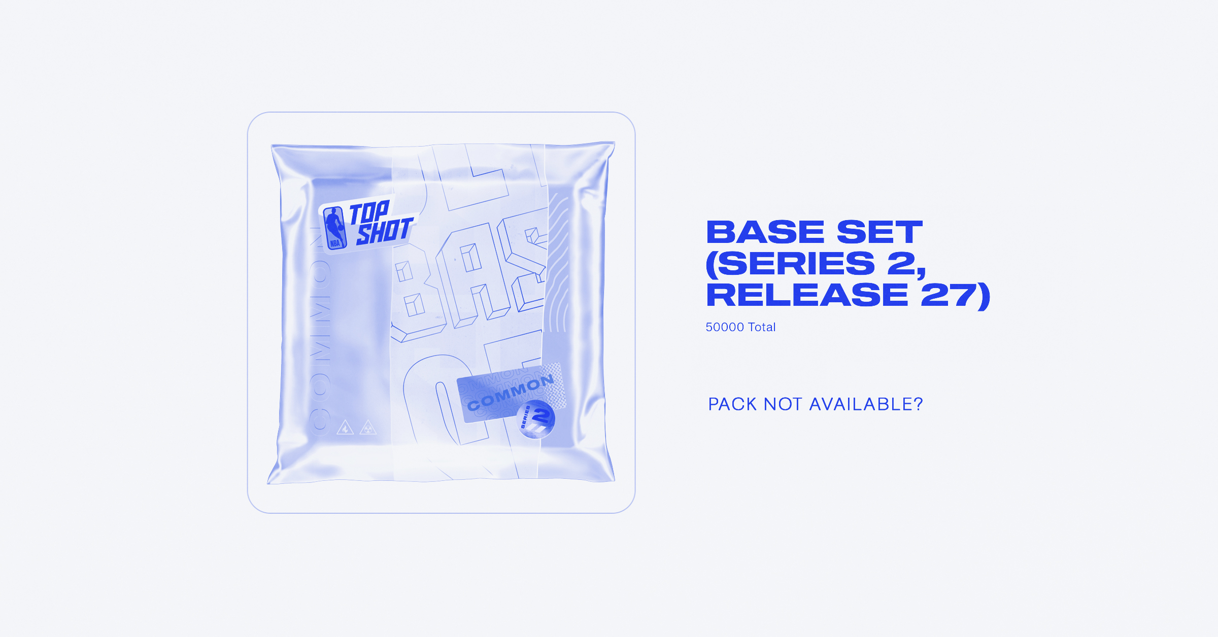 In April, NBA Top Shot scheduled Series 2, Release 27 Base Set Pack Drop. But it still hasn't dropped. So what happened to these Top Shot packs?
