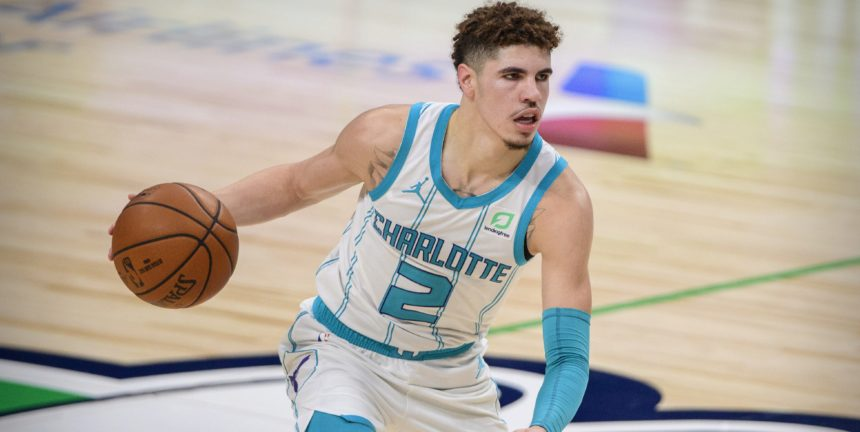 LaMelo Ball is the first athlete to launch a dynamic NFT, and it quickly became the third-best-selling athlete NFT of all-time.