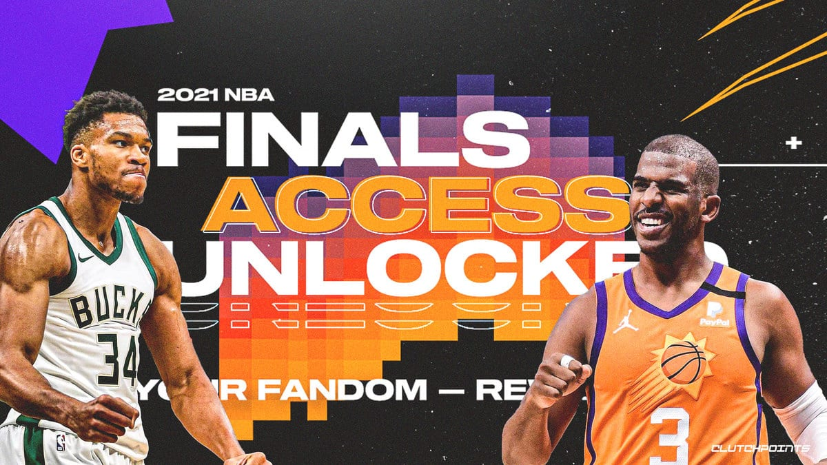 NBA Top Shot doubles down on being the future of fandom with an epic reward for Game 5 of the NBA Finals between the Phoenix Suns and the Milwaukee Bucks.