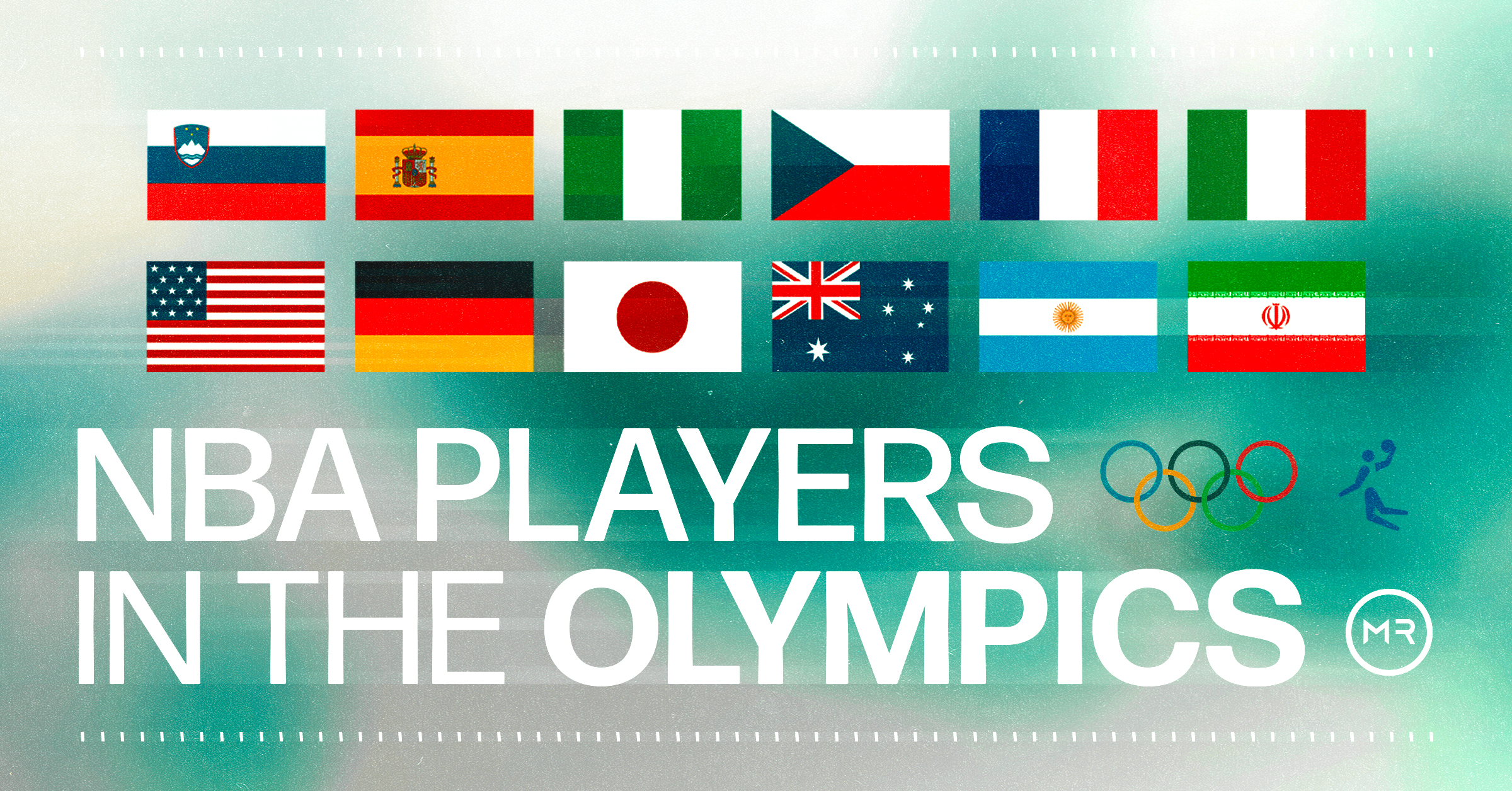 The 2020 Tokyo Men's Olympic Basketball tournament starts on July 25. Over 30 of the Olympic players have Top Shot Moments that could be used in Quests.