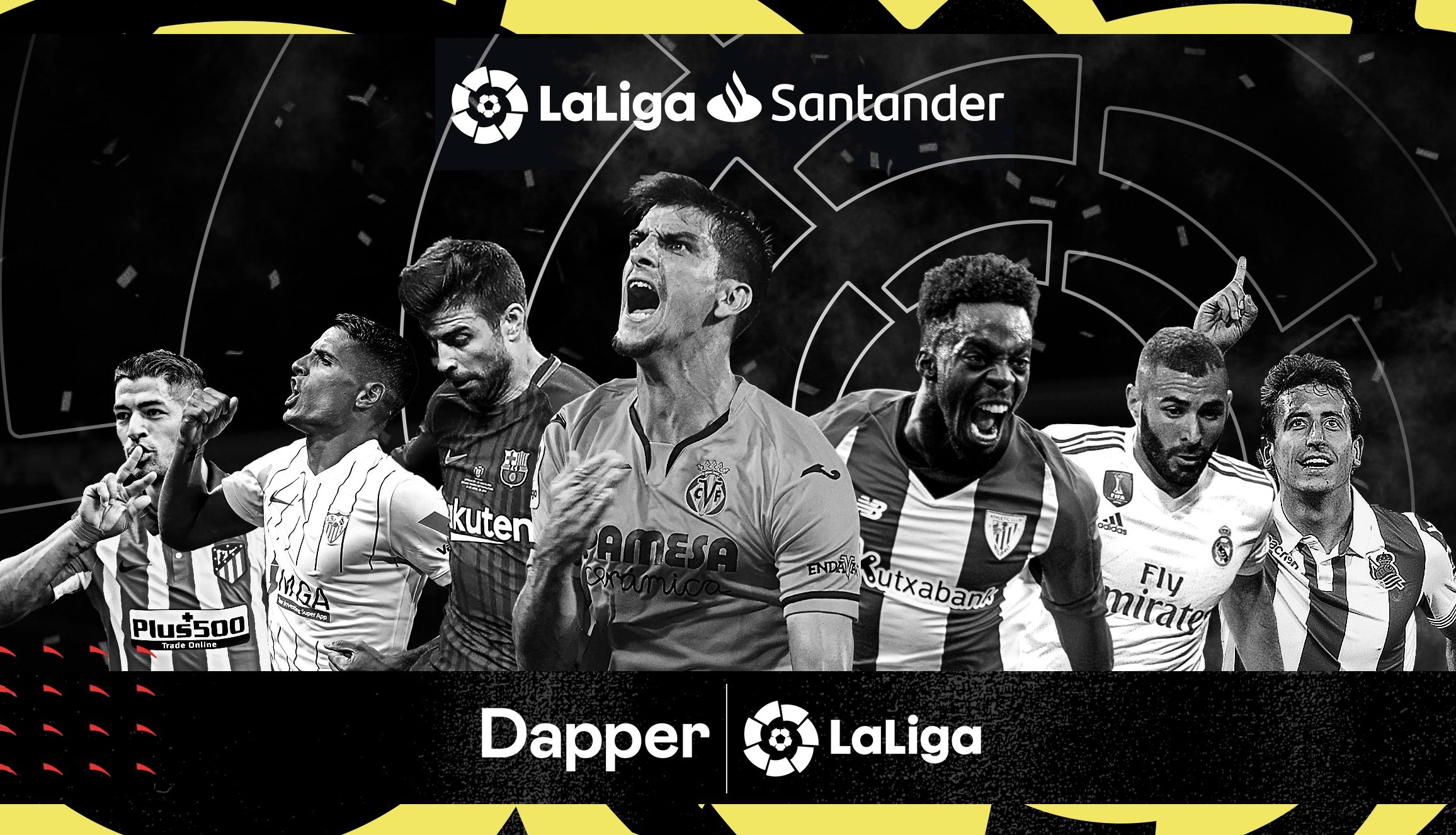 Dapper Labs made two major announcements on Wednesday as the company behind NBA Top Shot prepares to bring you moments from La Liga.