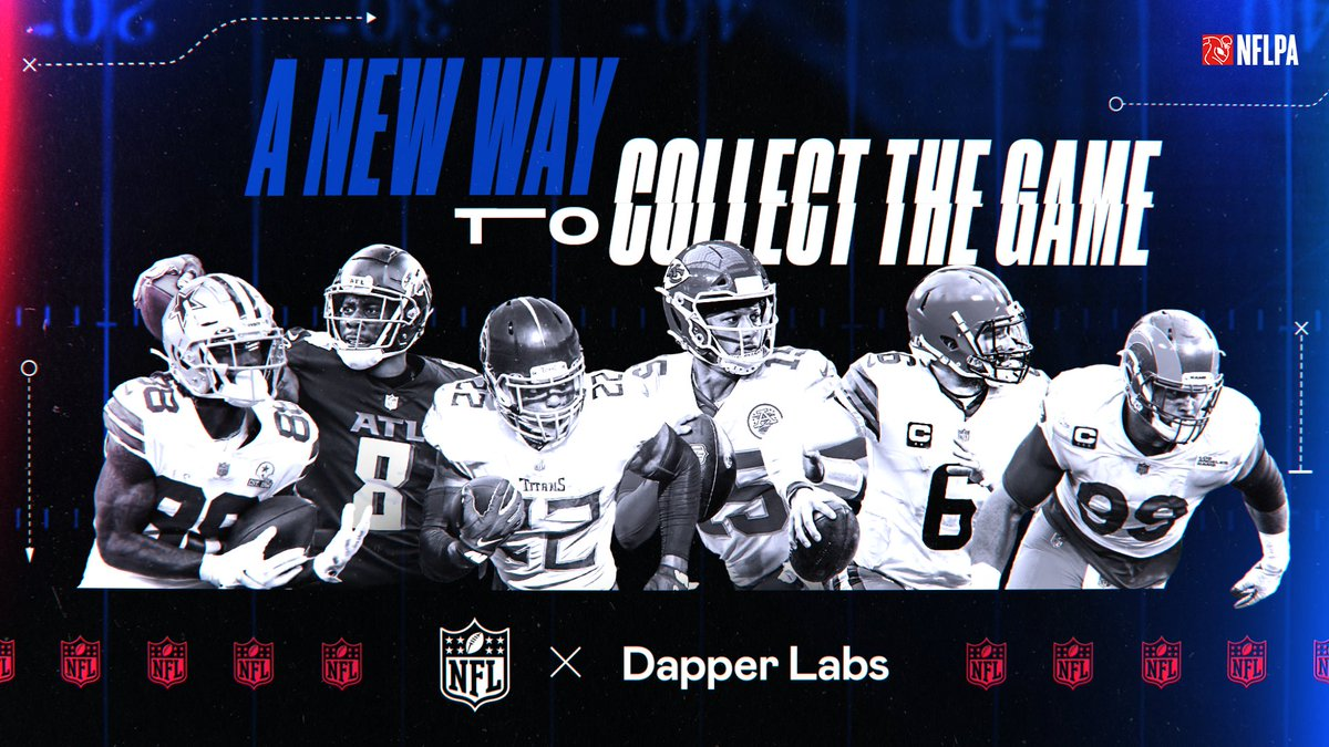 The gridiron is finally hitting the blockchain as NFL formalized their own NFT project with Dapper Labs, in association with the NFLPA. Just like NBA Top Shot, this NFL project aims to mint and create digital videos called Moments which users can buy, sell, and trade through its own website.