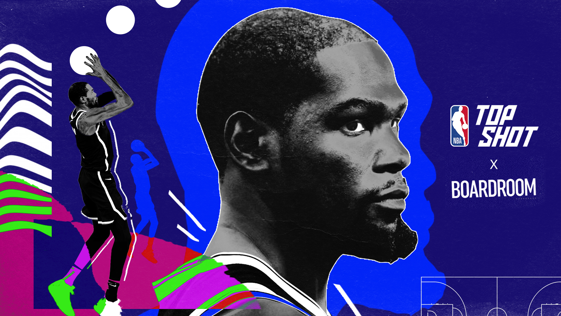With curated Moments and creative development from KD & Boardroom, our new partnership will bring Durant & his fans closer than ever.