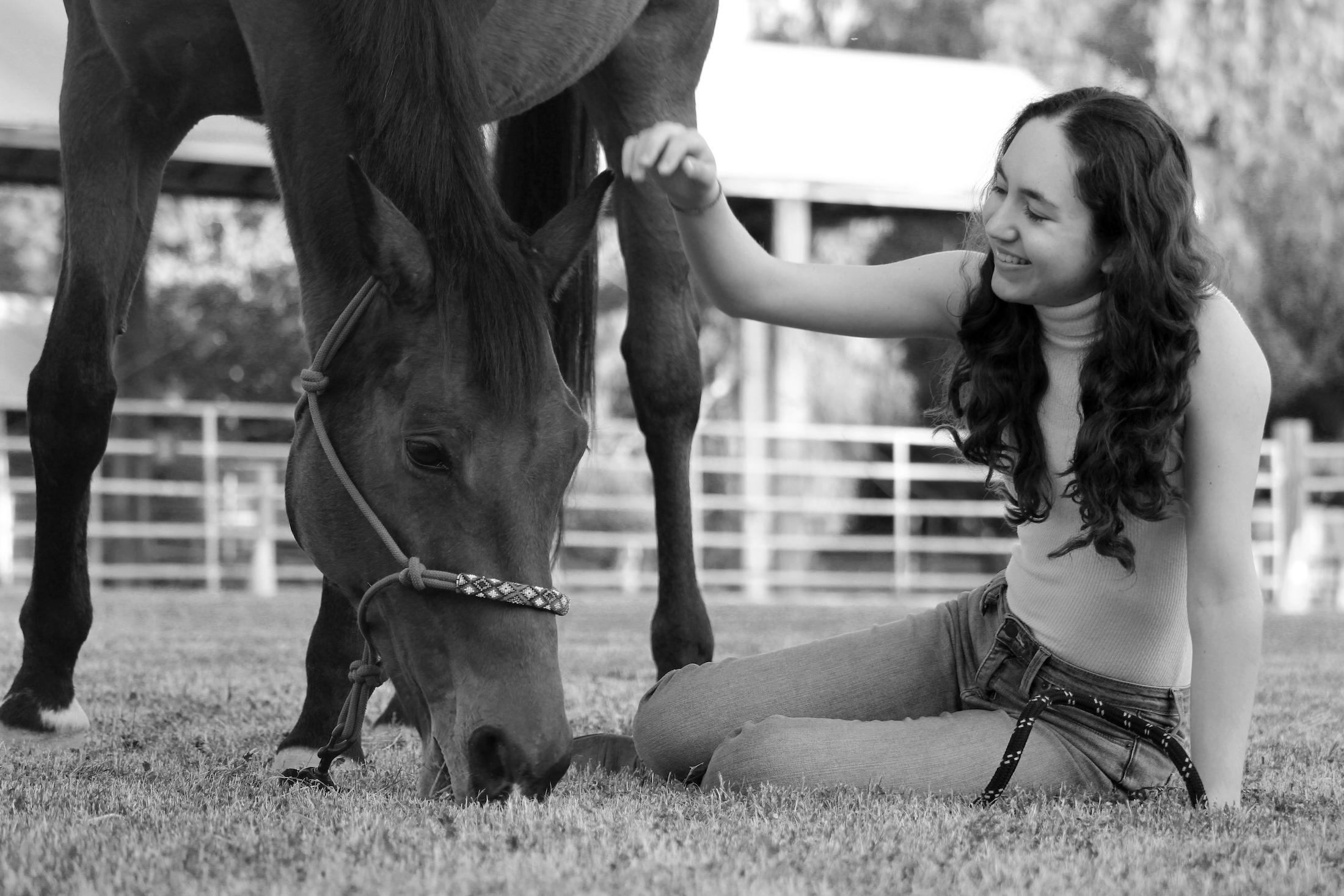 Meet Raquel Frohlich - A Young Equestrian Entrepreneur