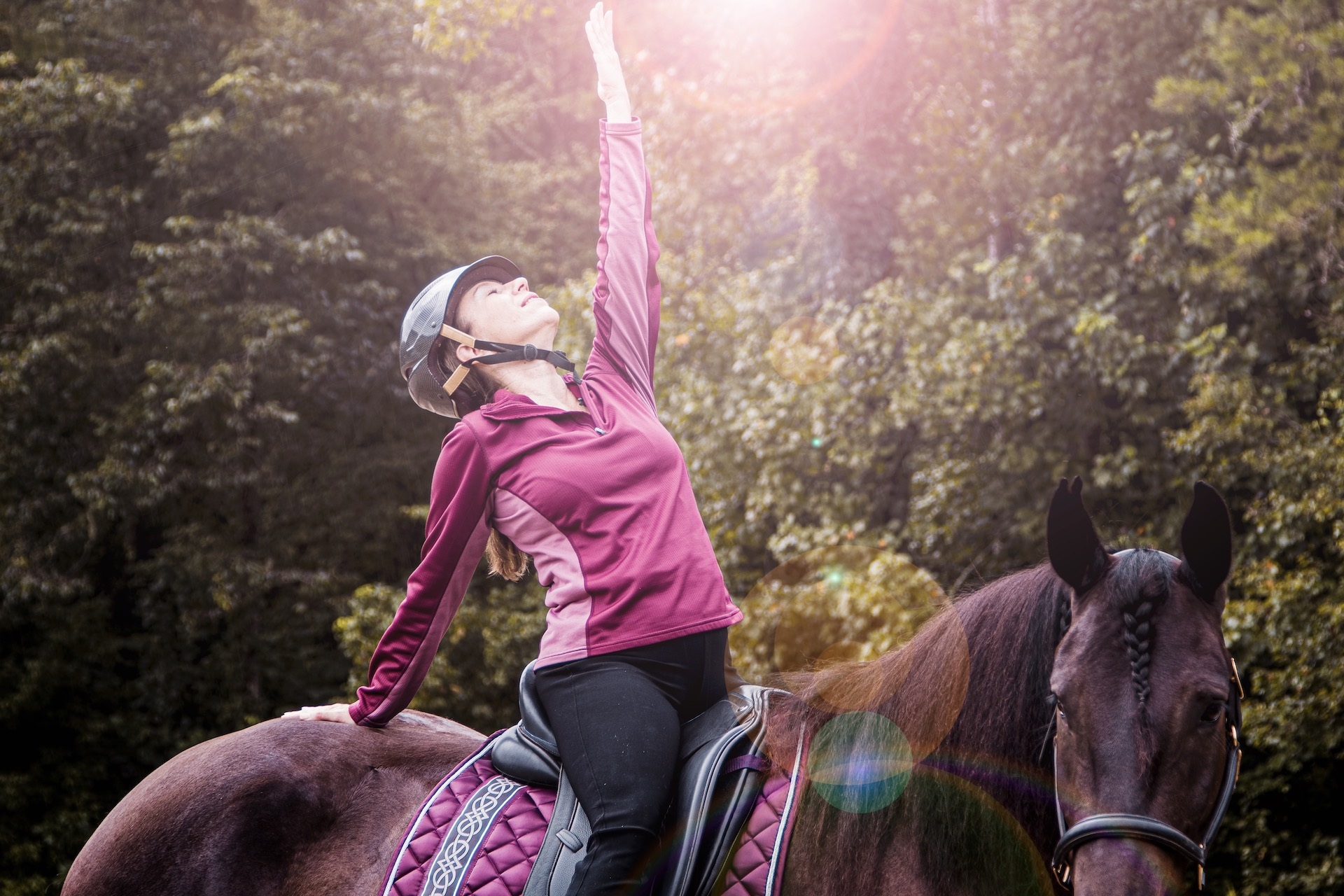 Yoga Exercises for Equestrians
