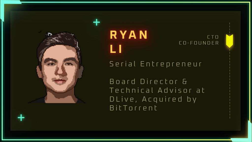 Team picture for Ryan Li,