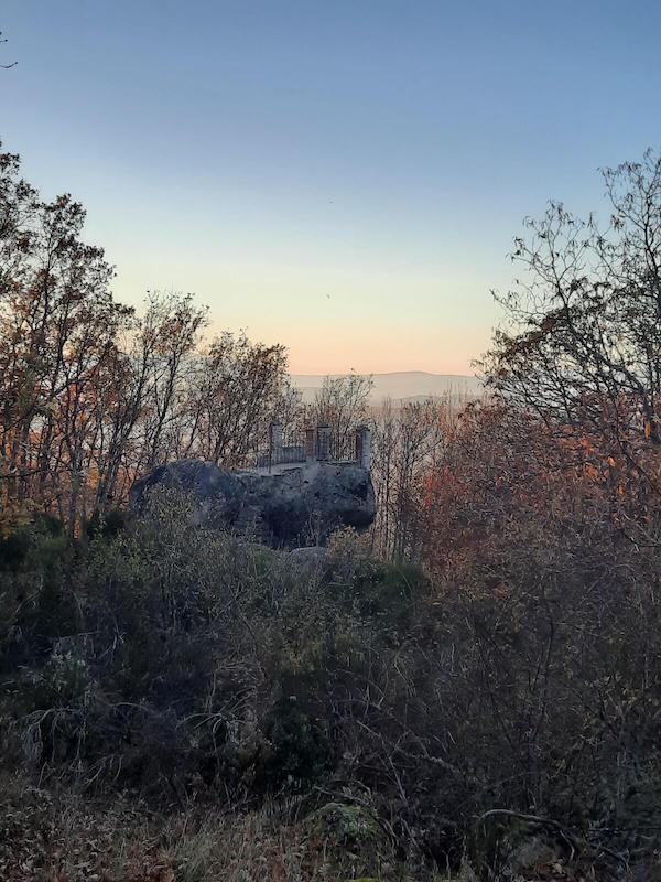 mirador en Béjar Salamanca